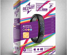Дизайн упаковки компьютерных аксессуаров Rezart