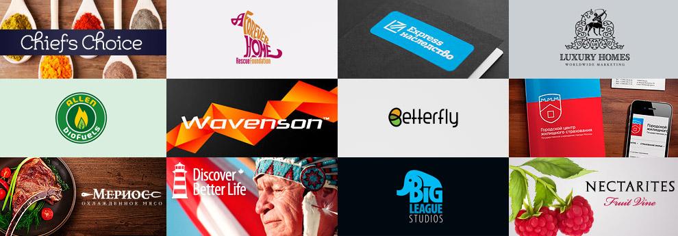 Разработать дизайн логотипа